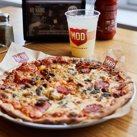 For The Fussy Pizza Eater Mod Pizza Coventry Traveller