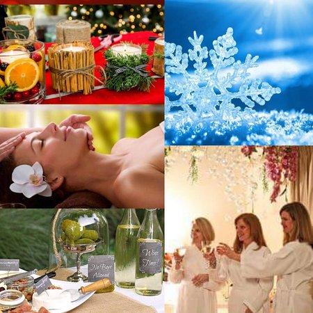Ladies retreat spa