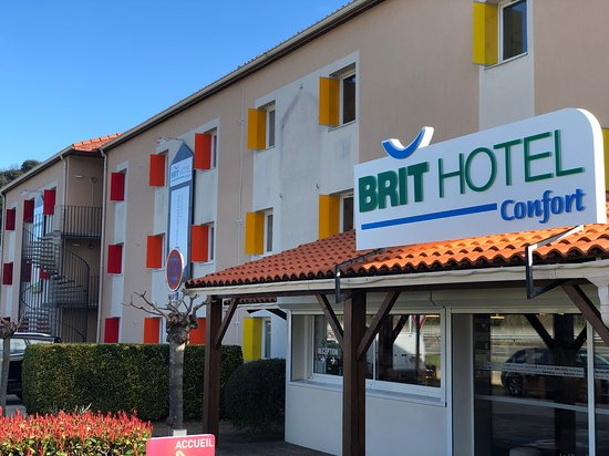 Brit Hotel Confort Foix