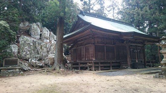 Kashimadai Jingu Shrine