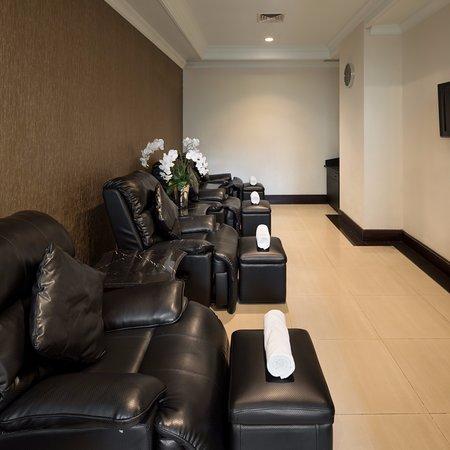 Golden Boutique Hotel Angkasa: Reflexology