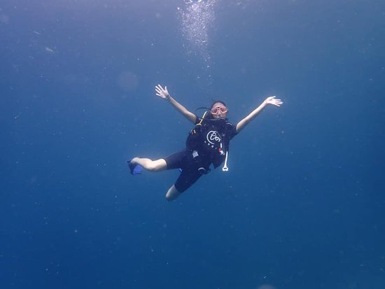 PKT Diving: amazing times