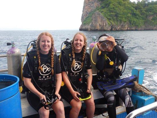 PKT Diving: fun dive
