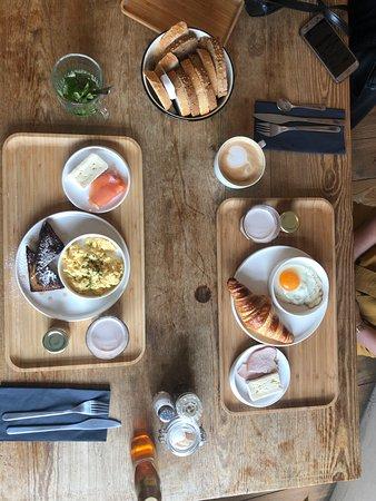 heerlijk ontbeten