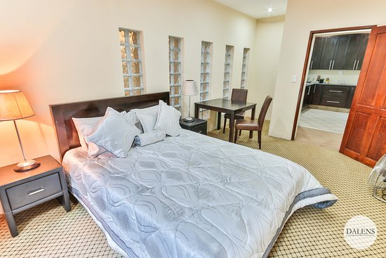 Dalens Self Catering Apartments unit four second bedroom