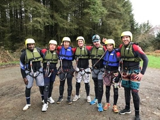 Canyoning adventures with SerenVentures 2019