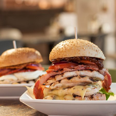 BBQ Beef Cheese Bacon