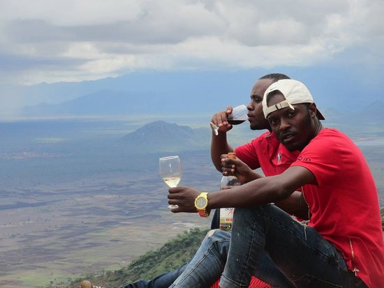 Gonja, Tanzania: Pare mountain is one of the best place to enjoy your holiday with the glasses of wine