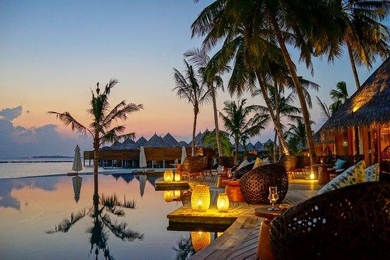 Unforgettable Anniversary in the Nautilus Maldives