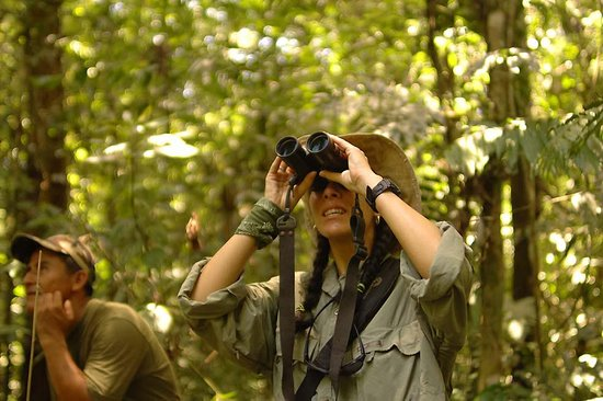 """Madidi National Park, Βολιβία: """" Imagine a [wo]man without lungs. Imagine #earth without Amazon #rainforest """" - Vinita Kinra"""