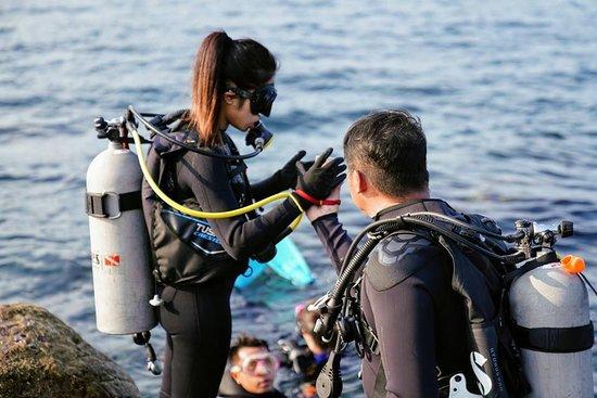 Long Dong diving