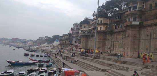 Varanasi Ghats...beauty beyond comparison