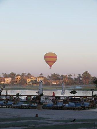 Il Nilo a Luxor, con la nostra Luxor Local Guide Toni.