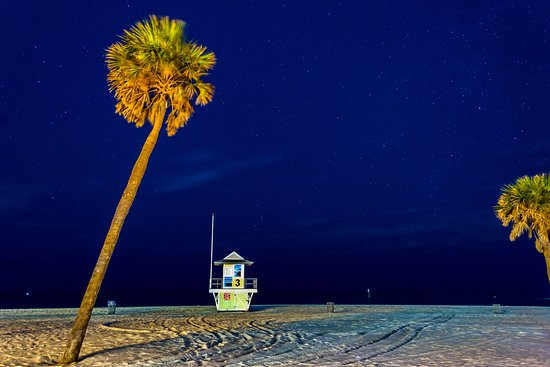 With miles of soft white sand and sparkling waterways, Clearwater's beaches rate among the best in the state and in the nation.