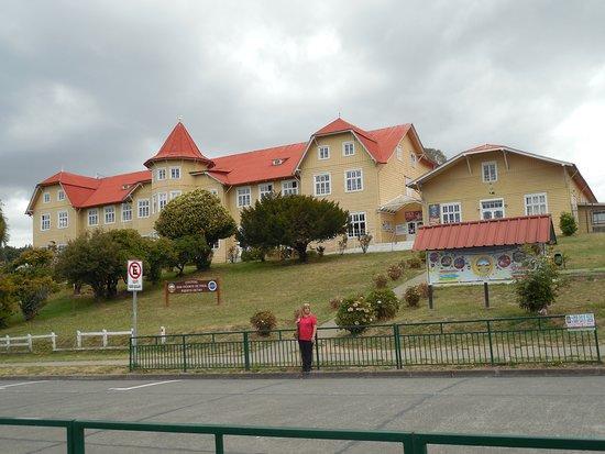Colegio importante en Puerto Octay
