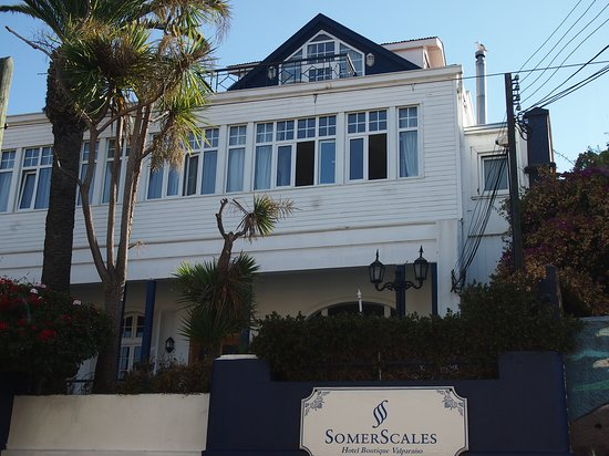 Hotel Casa Thomas Somerscales Photo
