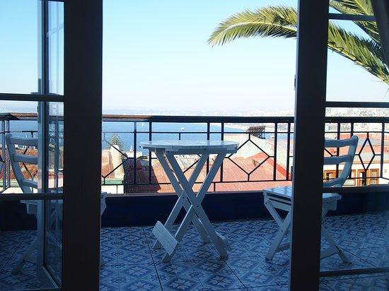 Hotel Casa Thomas Somerscales: Blick auf den Balkon