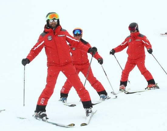 Top Ski School a San Vigilio - Dolomites