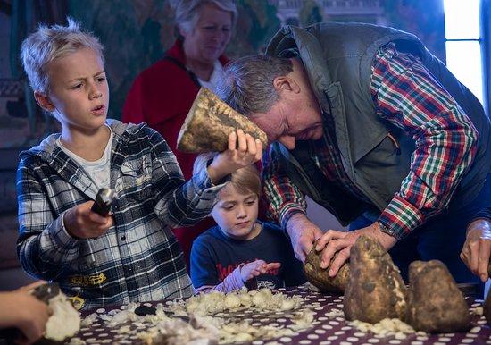 Familjeaktiviteter på höstlovet: Foto: Matso Pamucina/Malmö Museer
