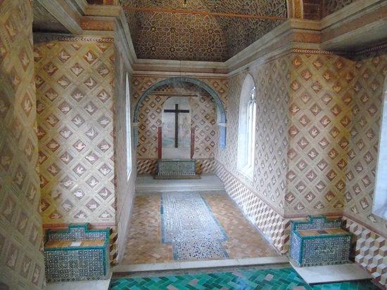 Sintra National Palace: Palantine Chapel