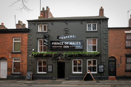 Porters - The Prince of Wales