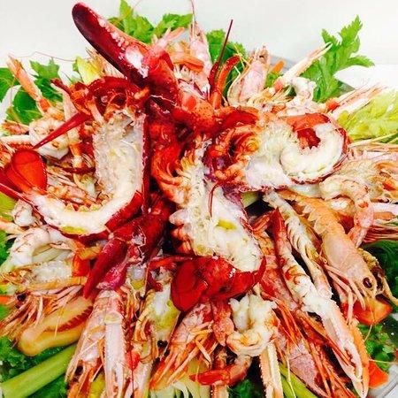 Ittico Ristorante - Cucina Di Mare: CATALANA