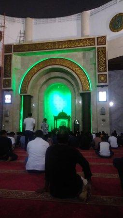 Bandung Grand Mosque: Mihrab Mesjid Raya Bandung