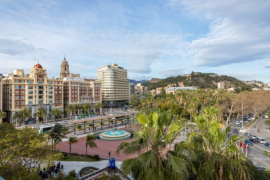Room Mate Valeria, hoteles en Málaga