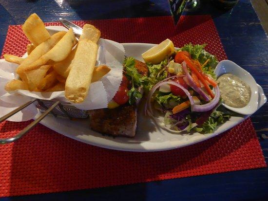 Life on the Corner: Grilled Blackened Mahi Mahi