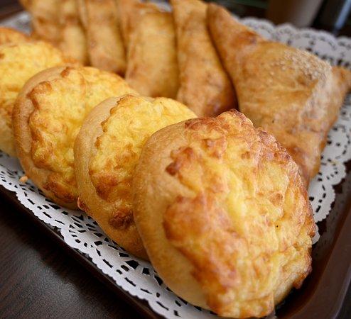Наши булочки с сыром