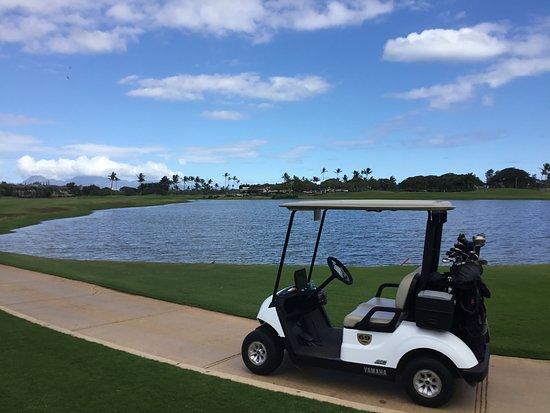 Hawai'i Prince golf course