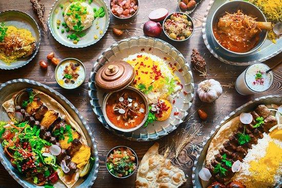 Colbeh Persian Kitchen Amp Bar Birmingham Updated 2019