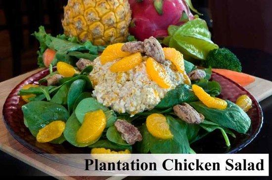 Hob Nobs Foods & Spirits: Our Plantation Chicken Salad