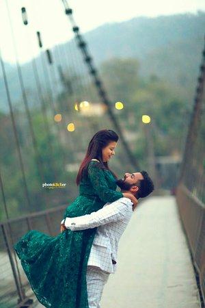 Meenu Beauty Parlour: Pre wedding shoot make Up