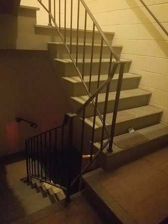another creepy stairwell