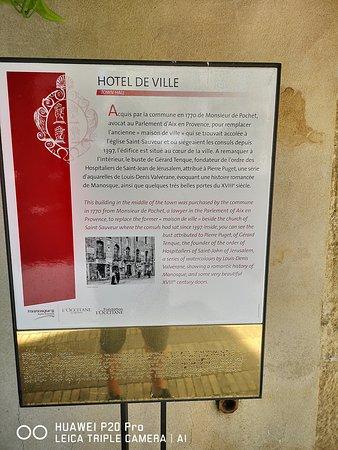 Manosque, Frankrike: hôtel de ville