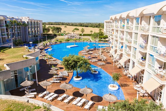 EIX ALZINAR MAR HOTEL & SUITES, Hotels in Ca'n Picafort