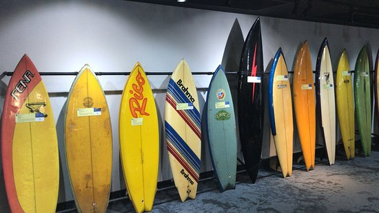 Rio de Janeiro, RJ: Museu do Surf by Rico