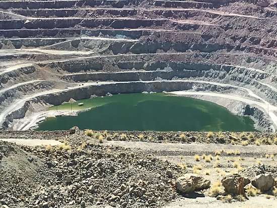 New Cornelia Open Pit Mining Lookout