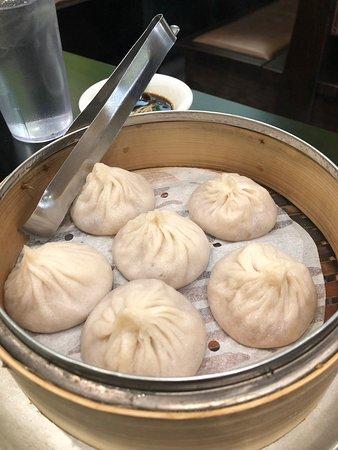 Excellent dumplings