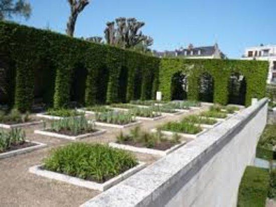 Blois, فرنسا: Une partie du jardin