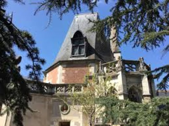 Pavillon Anne de Bretagne