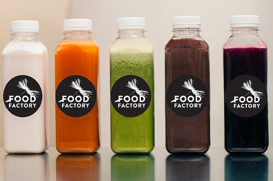 Food Factory: fresh juices