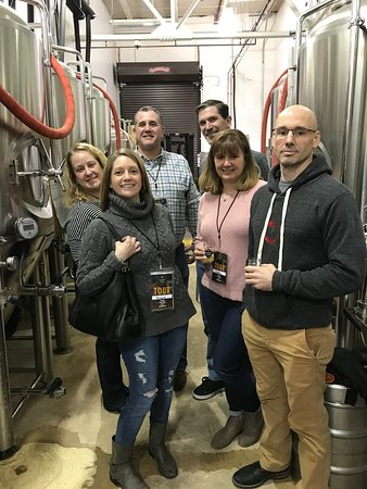 York County Ale Trail: Behind the scenes