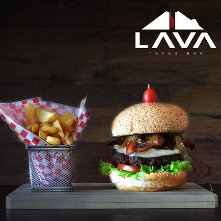 LAVA Tapas & Burger Bar
