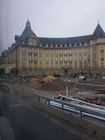 Luxembourg: Lüksemburg