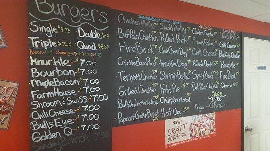 Winfield, MO: Sundae Funday Cafe