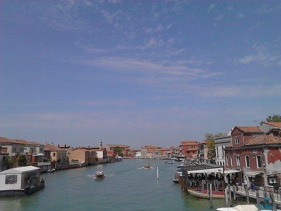 Isola di Murano: The Grand Canal on Murano
