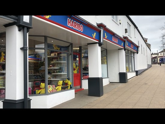 The Haribo Factory Outlet