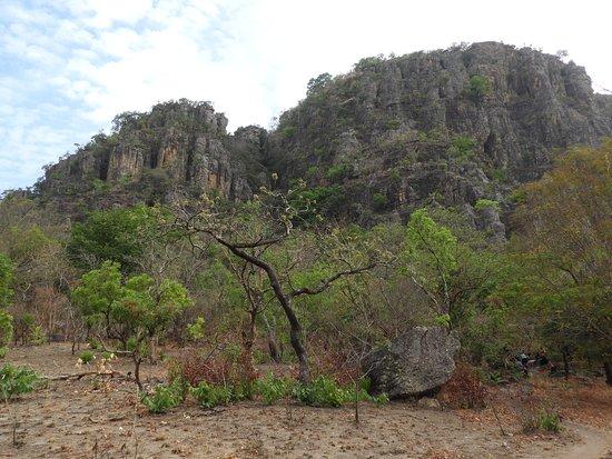 Labe, Гвинея: Some of the rocky terrain